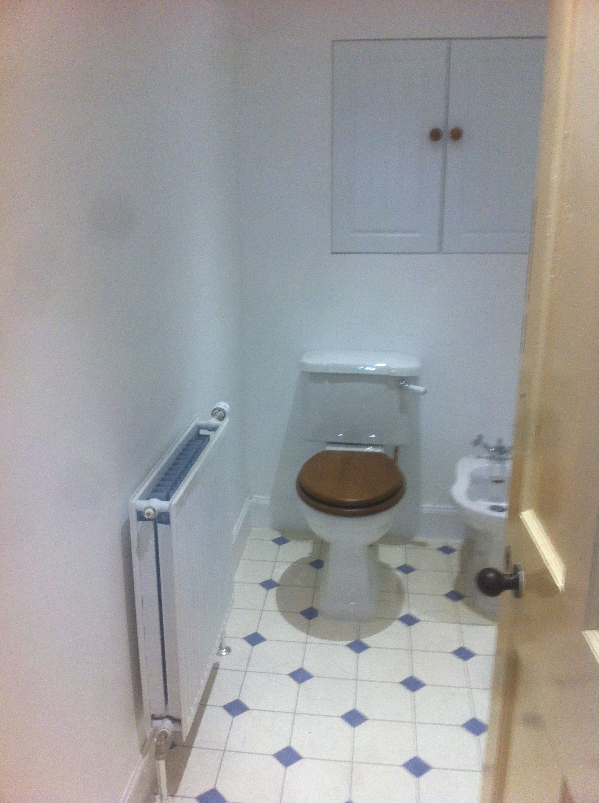 Bathroom re design and fit